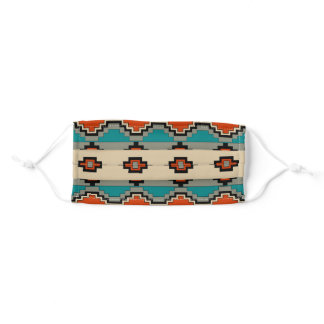 New Mexico style face mask. Adult Cloth Face Mask