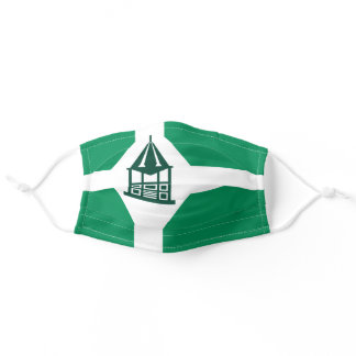 New Milford, Connecticut City Flag Cloth Face Mask