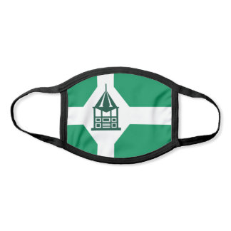 New Milford, Connecticut City Flag Face Mask