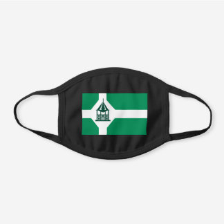 New Milford, Connecticut Flag Cotton Face Mask