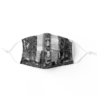 New York Mask Custom Times Square NYC Masks