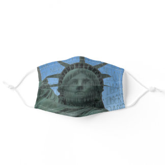 New York Mask Personalized Statue of Liberty Masks