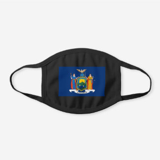 New York State Flag Cotton Face Mask
