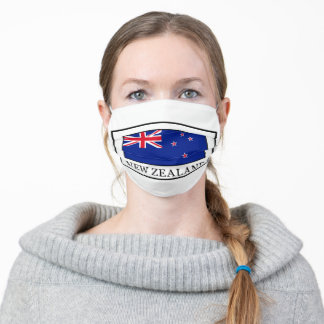 New Zealand Adult Cloth Face Mask
