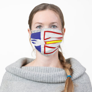 Newfoundland and Labrador Adult Cloth Face Mask
