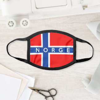 Norge Face Mask