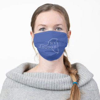 NY Tough (blue) Adult Cloth Face Mask