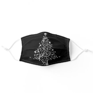 Oh, Christmas Tree Adult Cloth Face Mask