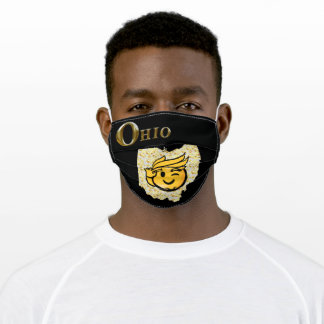 OHIO ADULT CLOTH FACE MASK