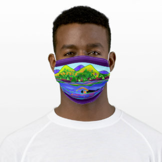 Open Water Solo Face Mask