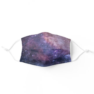 Outer Space Print Cloth Face Mask