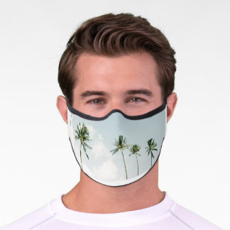 Palms Premium Face Mask