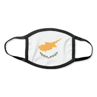 Patriotic Cyprus Flag Face Mask