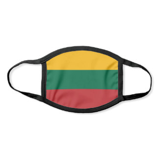 Patriotic Lithuania Flag Face Mask