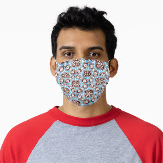 Pattern Adult Cloth Face Mask