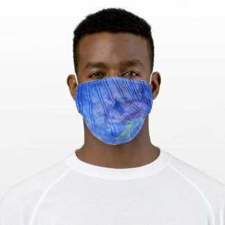 Periwinkle Blue Face Mask