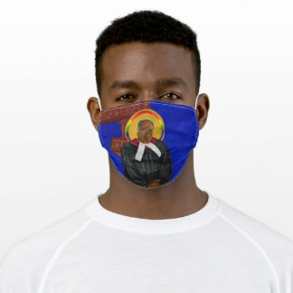 Peter J. Gomes Adult Cloth Face Mask