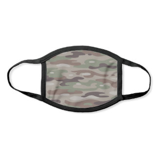 Pick Any Camouflage Colors | Camo Pattern Cloth Face Mask