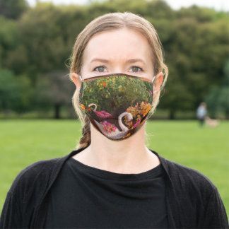 Pinkie's Garden Adult Cloth Face Mask