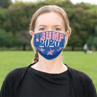 President Donald Trump 2020 Election Adult Cloth Face Mask