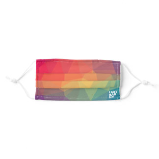 Pride Facemask - Pleated Adult Cloth Face Mask