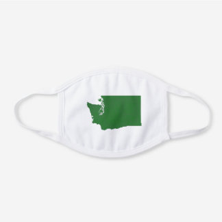 Pride in the State of Washington Face Mask