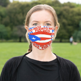 Puerto Rico Virus Protection Mask