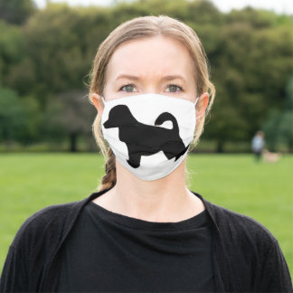 PWD silhouette Face Mask