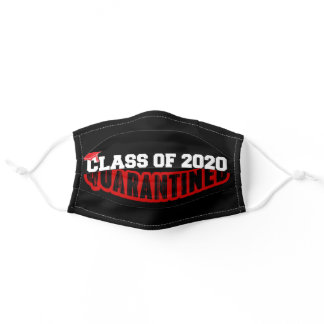 Quarantined Graduating Class Mask