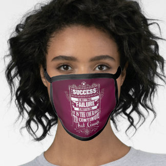 Quote Face Mask