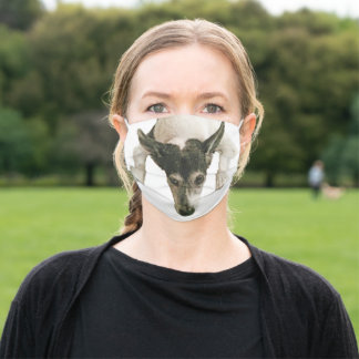 Rat Terrier Adult Cloth Face Mask
