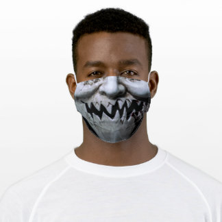 Razor Smile Adult Cloth Face Mask