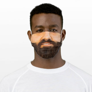 Reality BEARD 17 Adult Cloth Face Mask