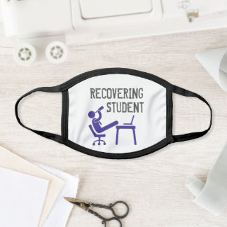 RECOVERING STUDENT Face Mask