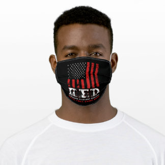 Red Friday Adult Cloth Face Mask