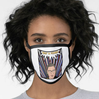 rest in power face mask