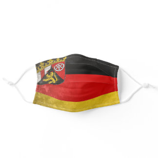 Rhineland-Palatinate Adult Cloth Face Mask