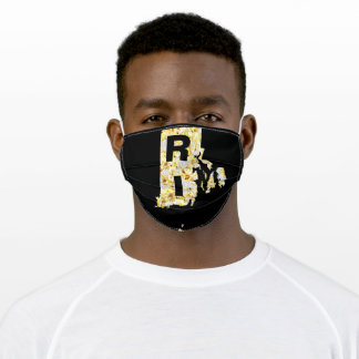 RHODE ISLAND ADULT CLOTH FACE MASK