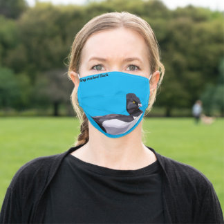 Ring-necked Duck Face Mask