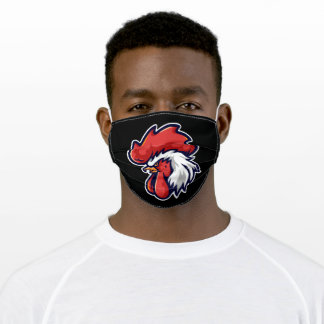 Rooster Adult Cloth Face Mask