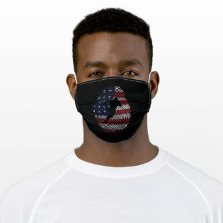 Rugby USA Adult Cloth Face Mask