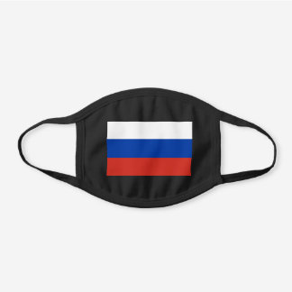 Russia Flag Cotton Face Mask