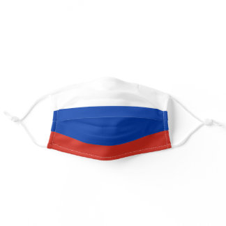 Russia Flag Face Mask