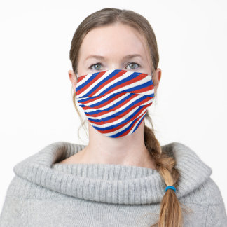 Russia Flag mask & Russian Flag - fashion/sports