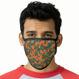 Safety Camo Face Mask