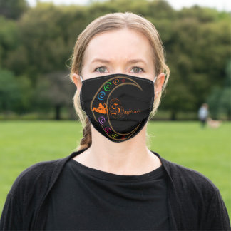 Sagittarius Adult Cloth Face Mask