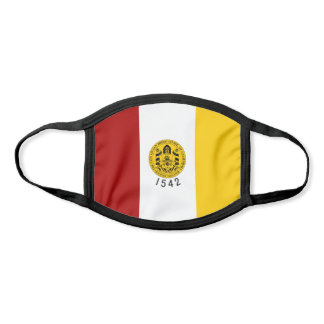 San Diego, California City Flag Face Mask