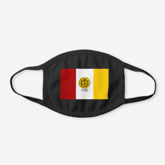 San Diego, California Flag Cotton Face Mask