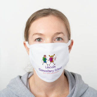 School Face Masks for Teachers and Kids