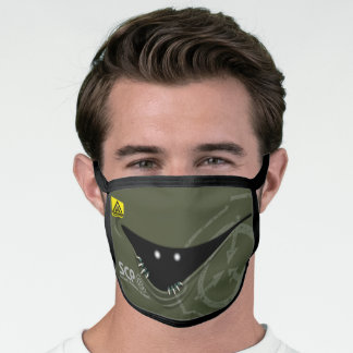 SCP Content Face Mask